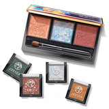 ZEESEA New Picasso Collections Matte Eyeshadow Palette Shiny Glitter  Waterproof