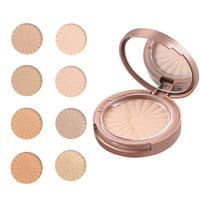 O.TWO.O-rose gold powder, long-lasting foundation for oil control, wet and dry makeup