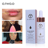 O.TW O.O-24K Rose Gold, Elixir, Essential Oil for Face, Before Primer Moisturizing Foundation, Anti-Aging Facial Oil