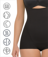 Butt-Lifter Slimming Body Shaper in Boyshort Seamless