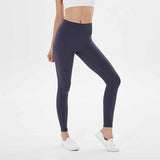 Yoga pants high waist elastic