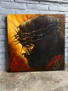 "The Passion of the Christ - 36""x36"""