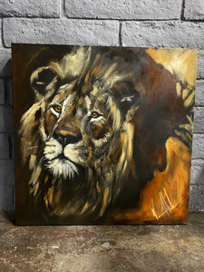 "King of Kings - 24""x24"""