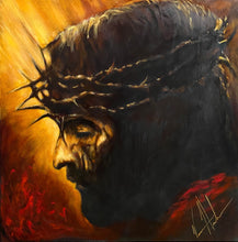 "Load image into Gallery viewer, The Passion of the Christ - 36""x36"""