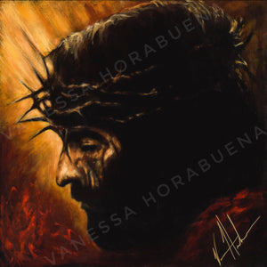 "Passion of the Christ - 11""x14"" Gloss Print"