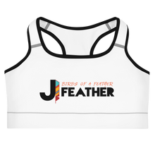 Load image into Gallery viewer, Birds of a Feather Sports Bra