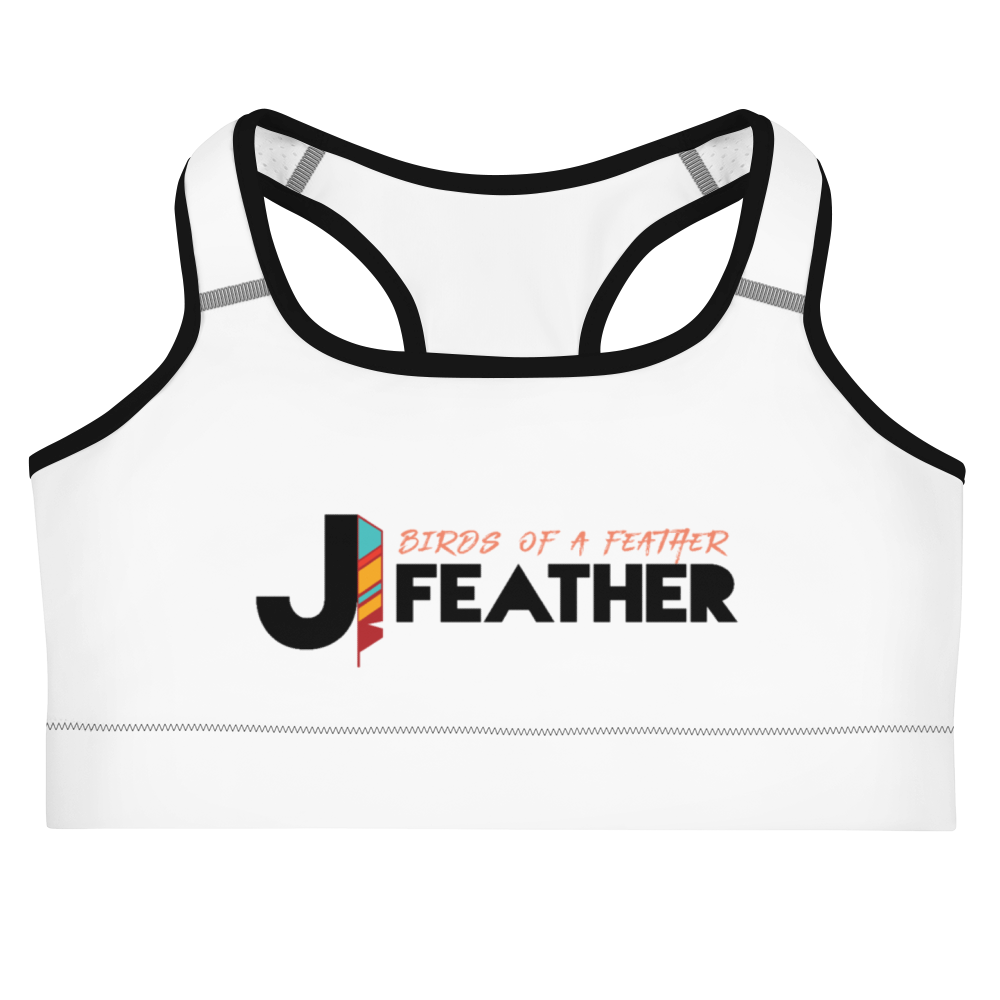 Birds of a Feather Sports Bra