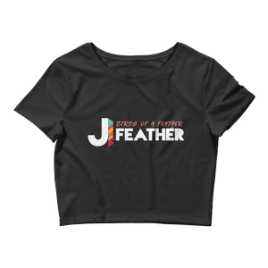 Birds of a Feather Crop Tee