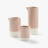 Kali Medium Jug | Pastel Pink