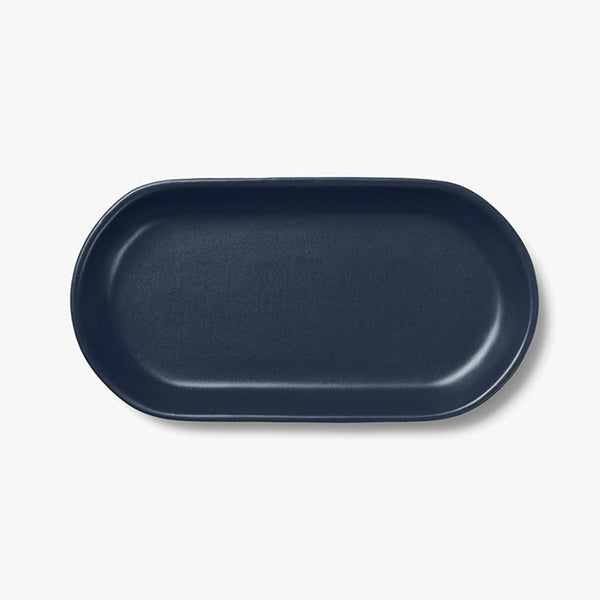 Kali Medium Platter | Indigo