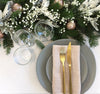 Cutlery Pieces in Matte Gold