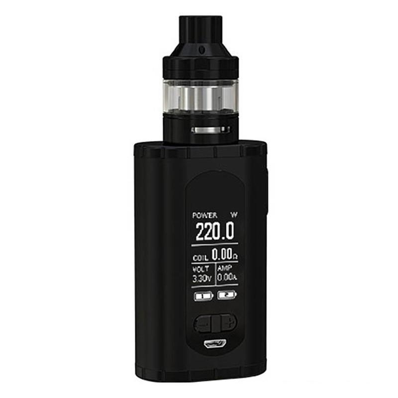 Eleaf Invoke Kit - Black Kits Vape Emporium Store