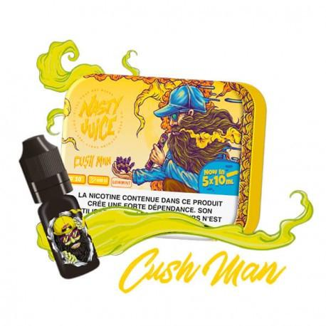 Nasty Juice - Cush Man 5 x 10ml E-Liquid Vape Emporium Store