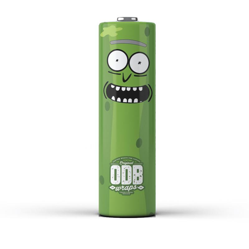 ODB 18650 Battery Wraps (Packs of 4) Accessories Vape Emporium Store