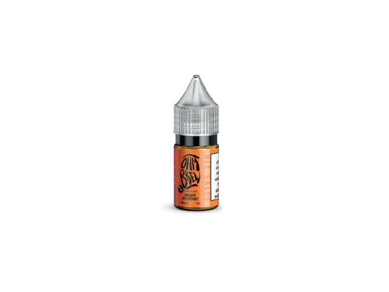 Ohm Brew - Groovy Grapefruit 10ml E-Liquid Vape Emporium Store