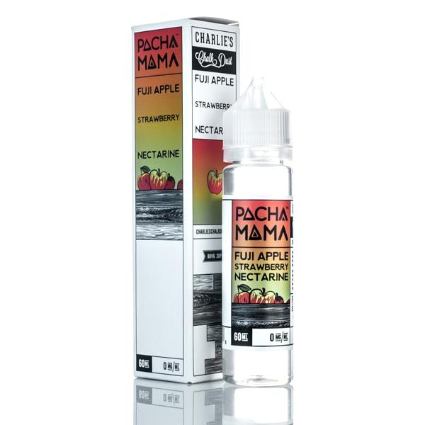 Pacha Mama - Fuji Apple, Strawberry Nectarine 50ml Short Fill E-Liquid Vape Emporium