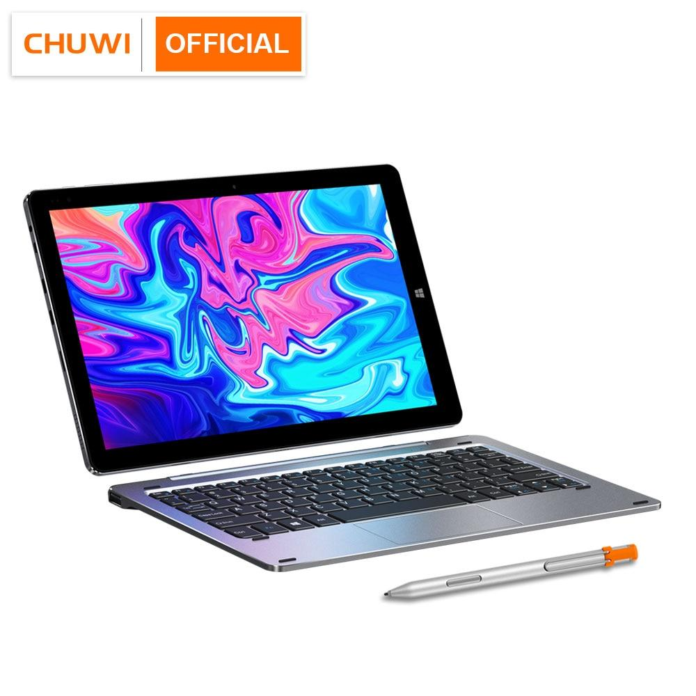 "Chuwi hi10 x nova versão 10.1 ""1920*1200 ips tela intel celeron n4100 quad core 6gb 128gb windows tablets pc 2.4g/5g wifi"