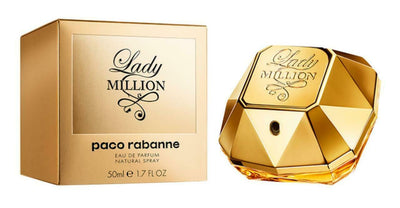 Paco Rabanne Lady Million Eau de Parfum 50ml- mostrar título no original