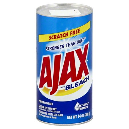 Ajax Powder Cleanser with Bleach - 14.0 oz