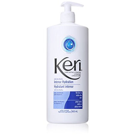 Keri Lotion Original Intense Hydration Softly Scented 900 ML