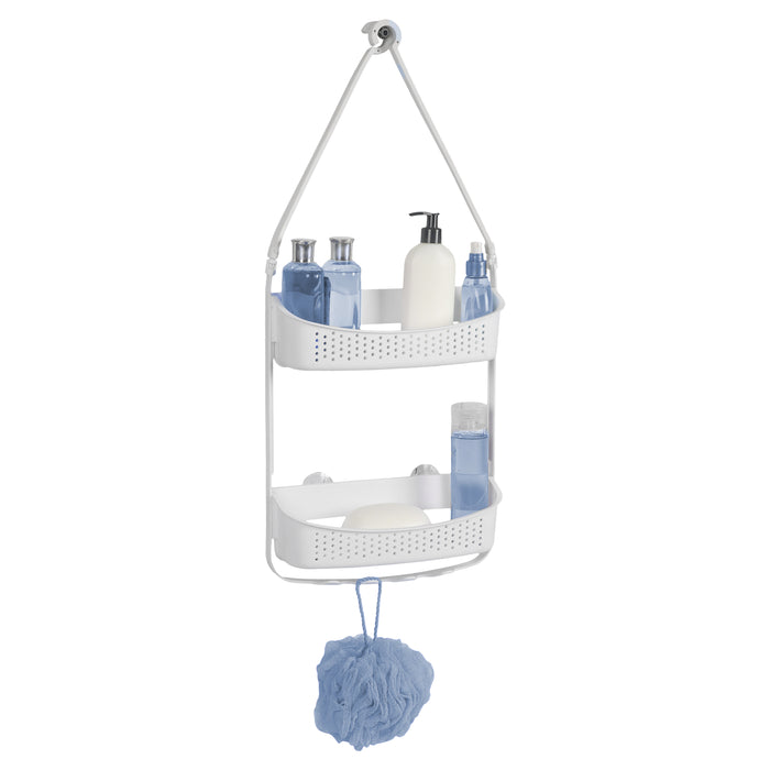 Bath Bliss 2 Way Convertible Shower Caddy