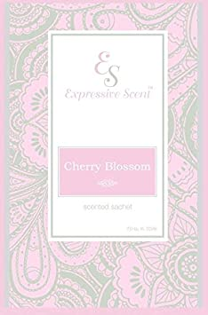 Sachet Envelope 115ml CHERRY BLOSSM