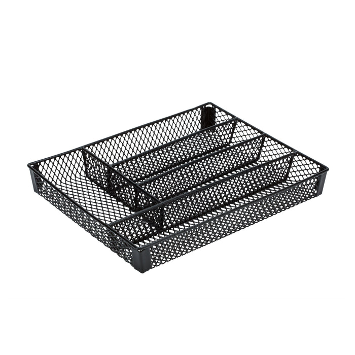 Kitchen Details 5 Compartment Small Cutlery Tray