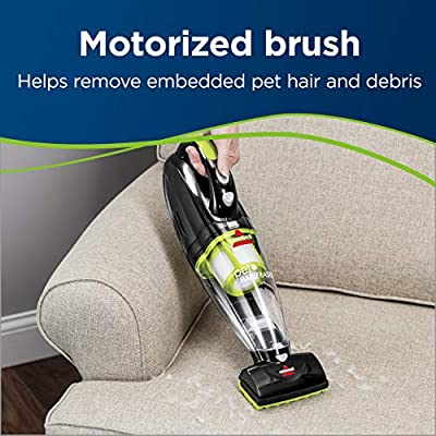Bissell Pet Hair Eraser Cordless Hand Vacuum - Black/Citrus-Lime