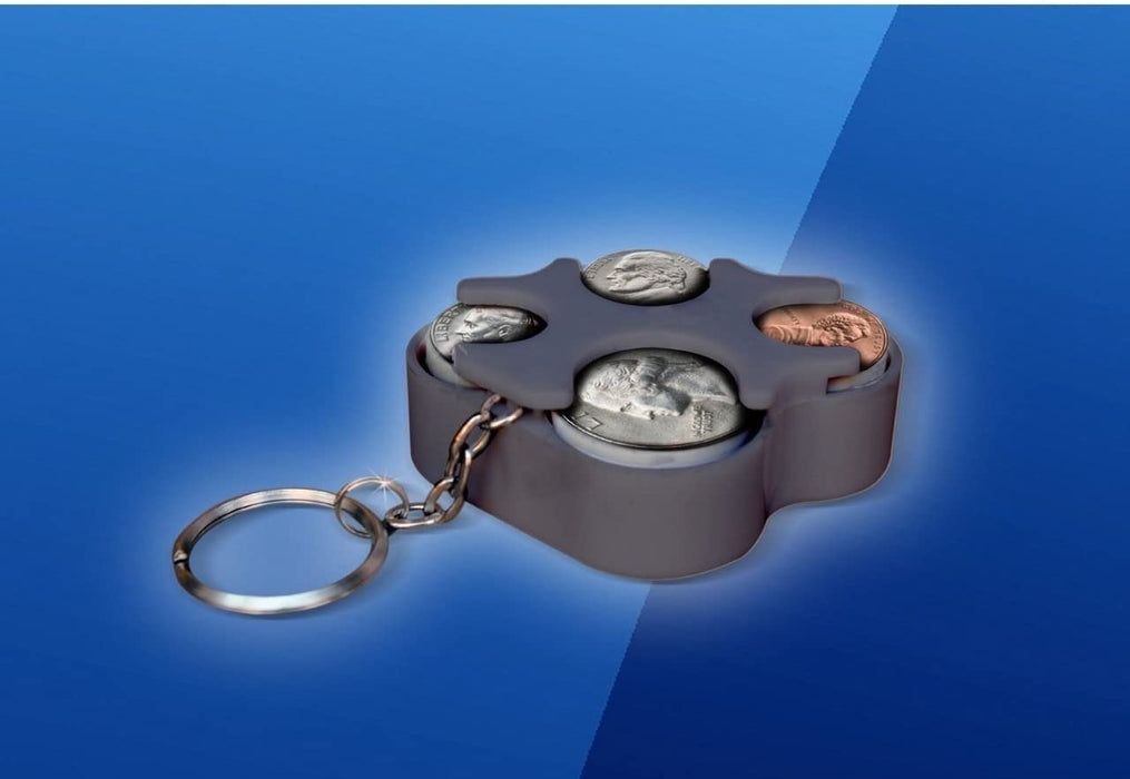 Keychain Coin Holder