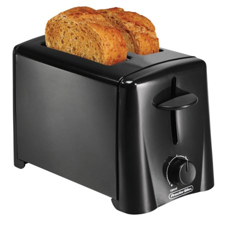 Proctor Silex 2 Slice Cool Touch Toaster-Black