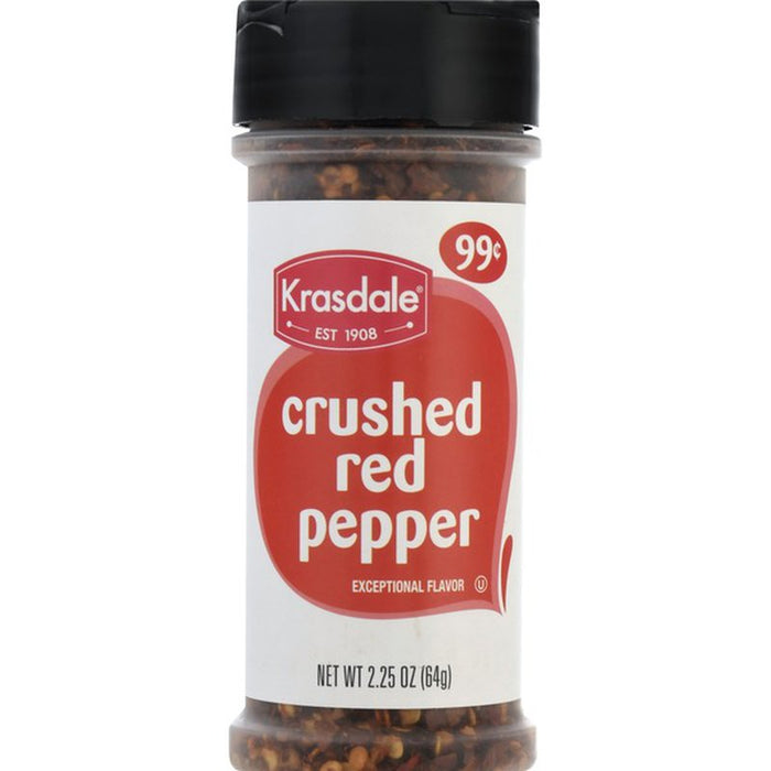 Krasdale Crushed Red Pepper