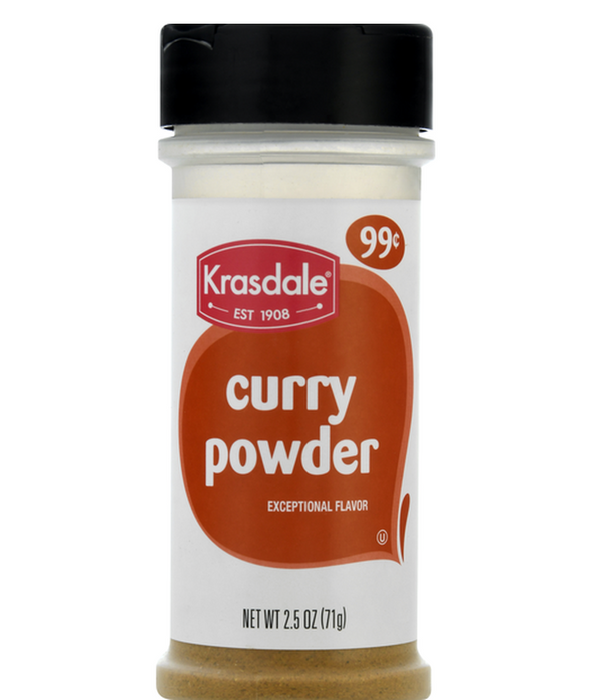 Krasdale Curry Powder