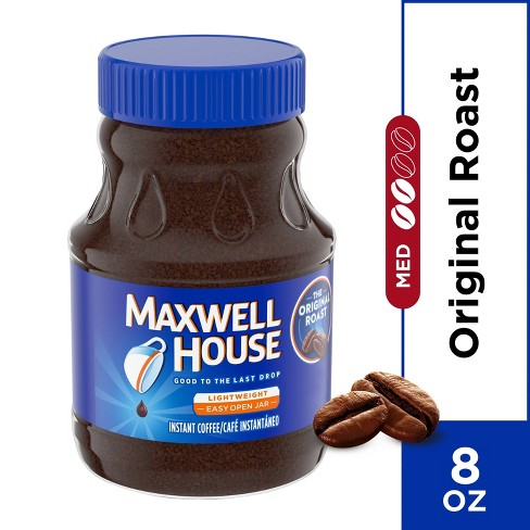 Maxwell House Instant Coffee - Original