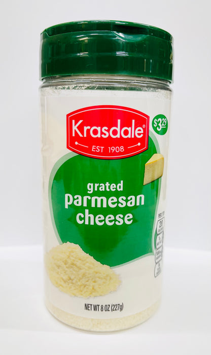 Krasdale Grated Parmesan Cheese