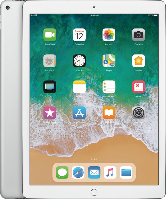 Apple iPad 6th Generation - Silver - 32GB Certified Refurbished