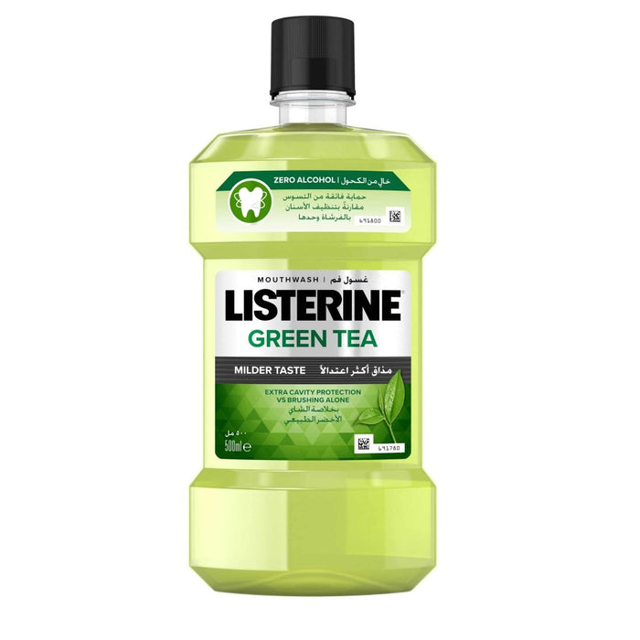 Listerine 500ML - Green Tea