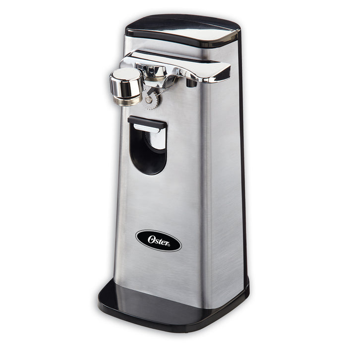 Oster Extra Tall Electric Can Opener - Chrome