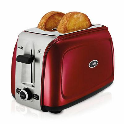 Oster 2-Slice Toaster - Red