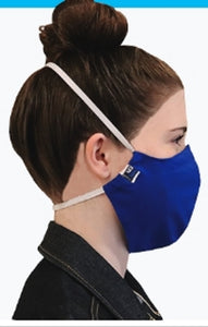 The Worker Adult Mask - Royal Blue