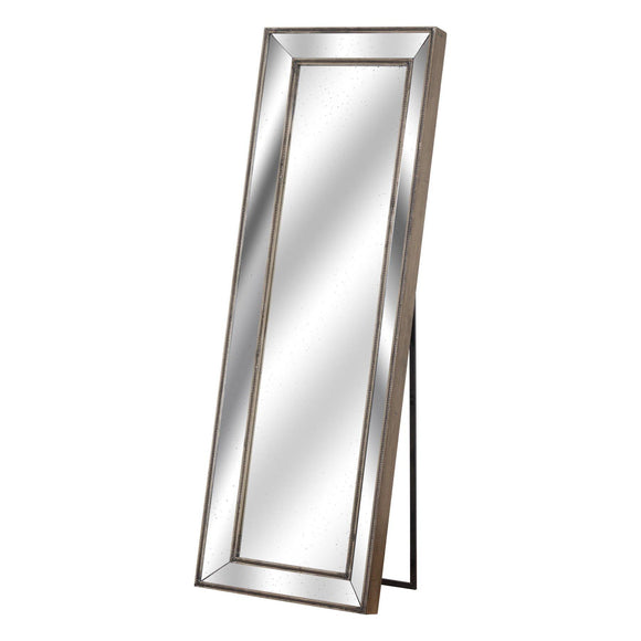 Augustus Tall Cheval Wall Mirror