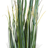 Faux Potted Field Grass