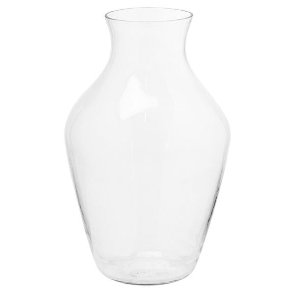 Amphora Glass Vase | L J Home