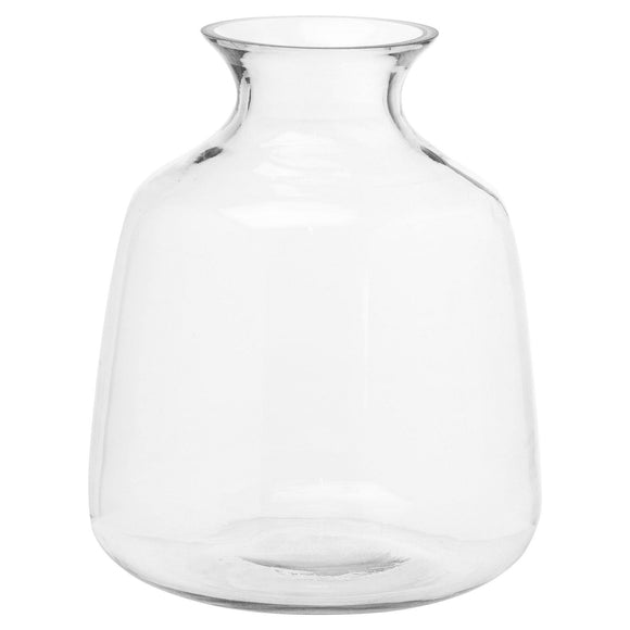 Hydria Glass Vase | L J Home