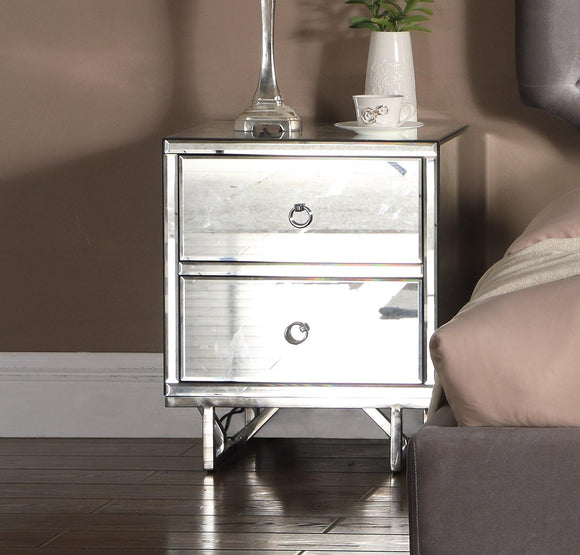 Mayfield Mirrored Bedside