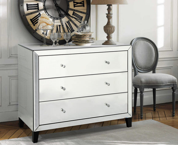 Augustina Chest 3 Drawer Wide