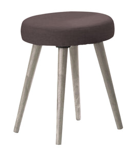 Belvoir Dressing Table Stool Grey Oak Effect