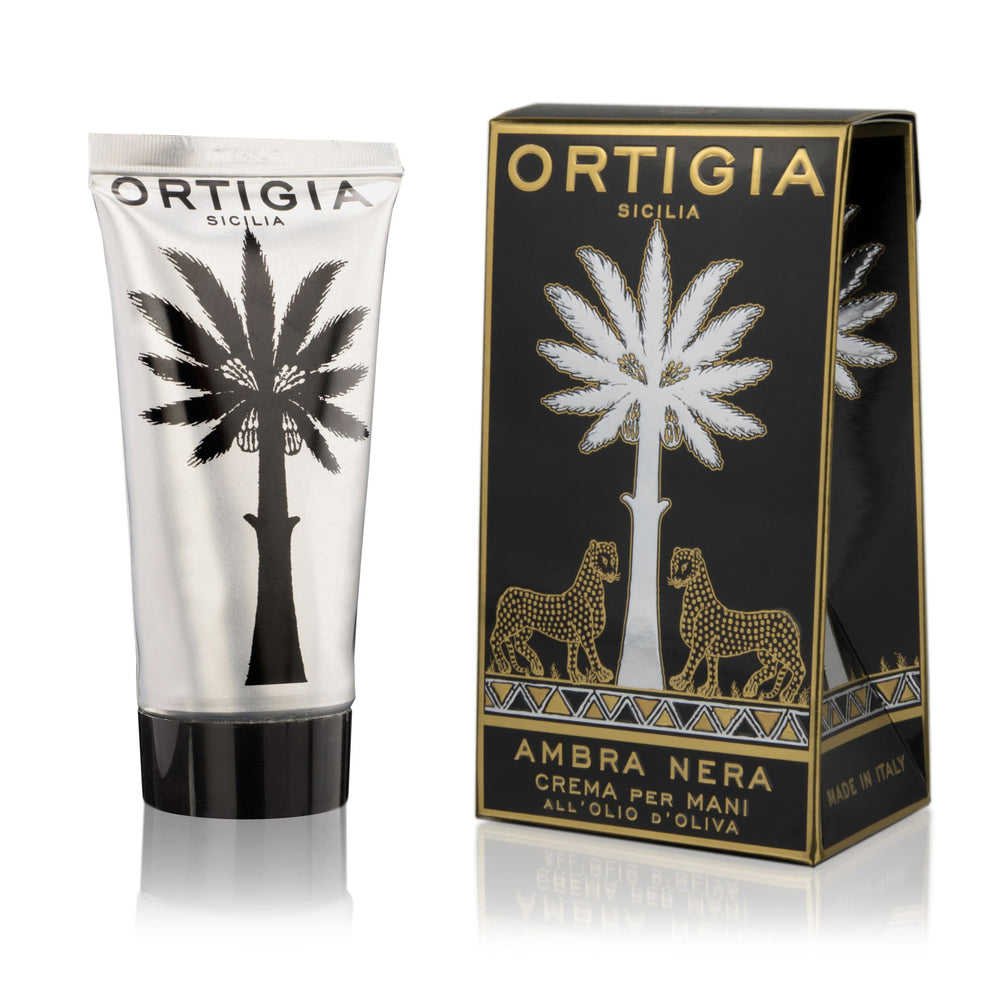 AMBRA NERA HAND CREAM 80ML
