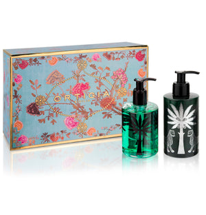 Load image into Gallery viewer, FLORIO SOAP & BODY CREAM SET