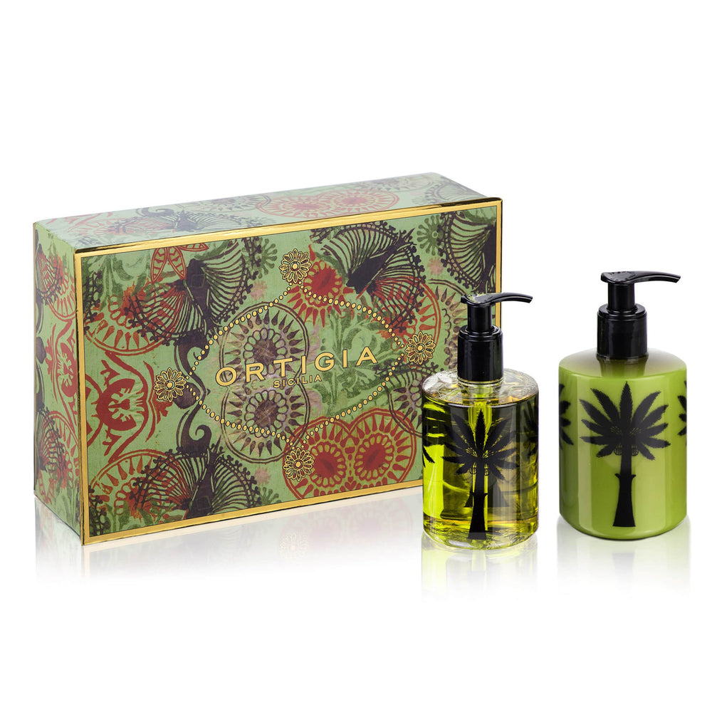 FICO D'INDIA SOAP & BODY CREAM SET
