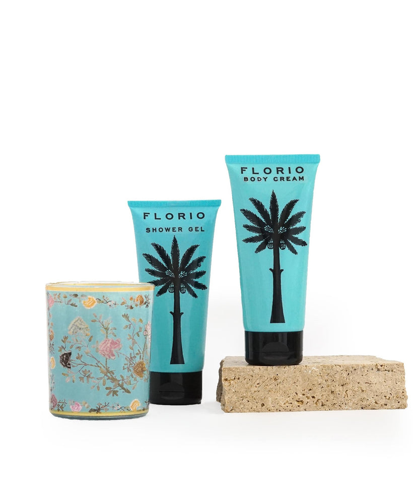 FLORIO PAMPER GIFT SET